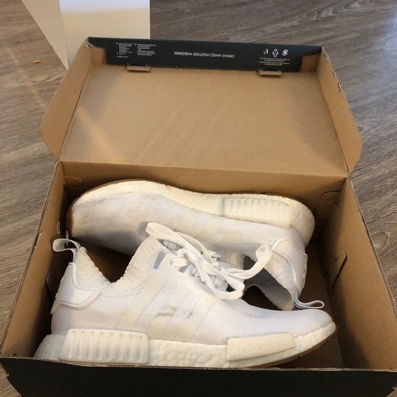 d17402fc60ad adidas Other - Adidas NMD R1 Gum Pack MENS 7